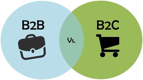 SEO différence entre le BtoB et BtoC