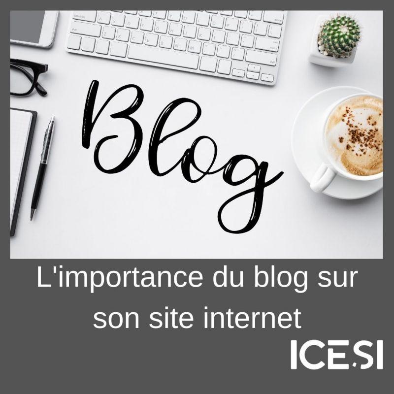 L'importance du blog sur son site internet