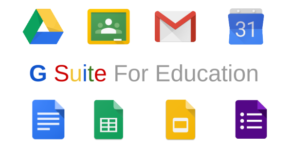 G Suite Enterprise Gratuit pour les écoles