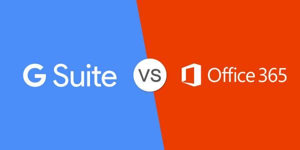 Office 365 versus Google Suite : quel outil collaboratif pour votre entreprise ?