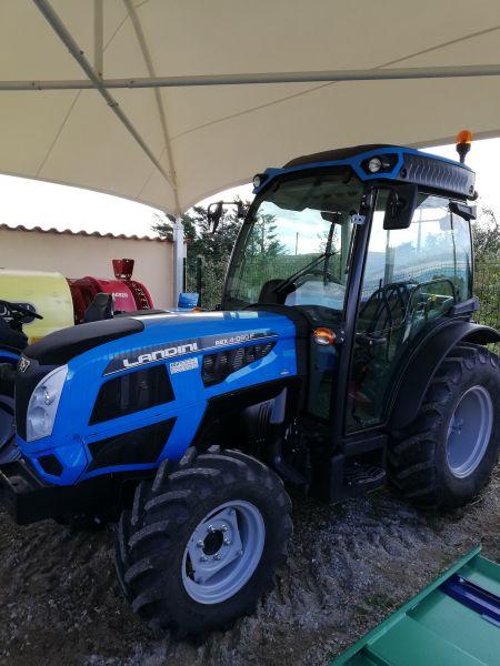 Tracteur Landini Rex4-90f