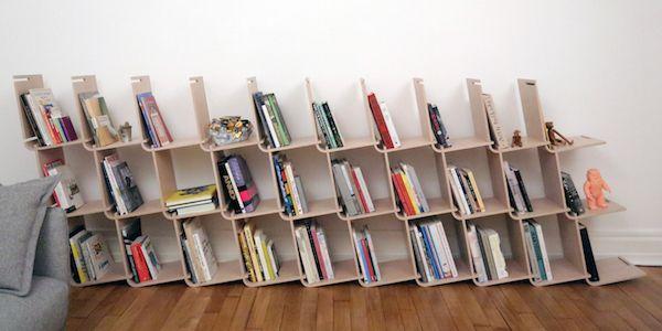 Choisir une bibliothèque adaptée à la pièce