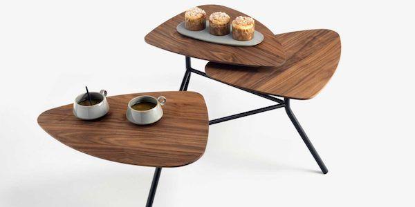 Une table basse réellement modulable