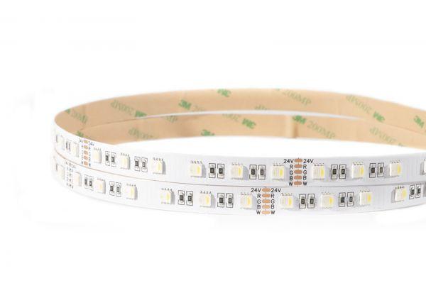 Rubans LED Flexibles RGBW 60LED/m - 19W/m