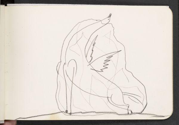 Picasso au Palais Idéal du facteur Cheval à Hauterives