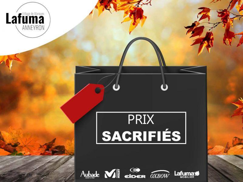 Les bonnes affaires d'octobre chez Lafuma et Revol