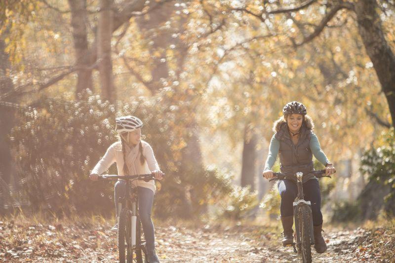 Vacances d'automne en famille en Drôme des Collines à la Robinson Crusoé !
