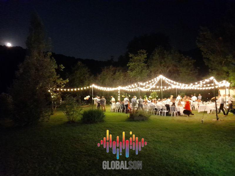 Guirlandes guinguette by Globalson