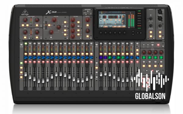Console Behringer X32 -250€-