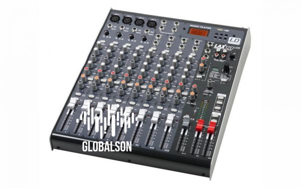 Console LD System LAX12 USB -40€-