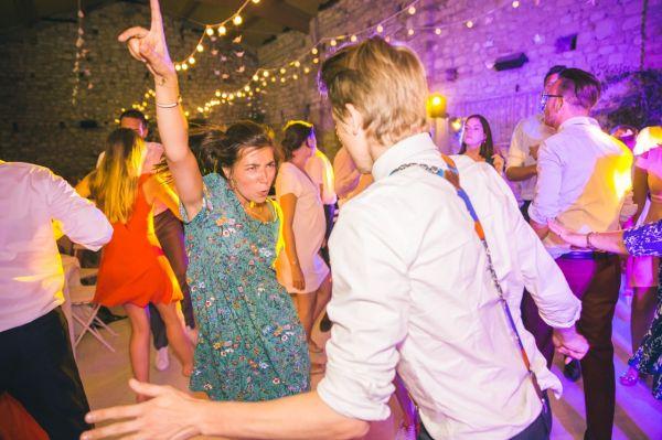 le dancefloor par Globalson.