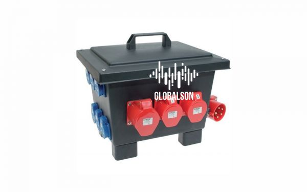 Coffret 63A Location Globalson