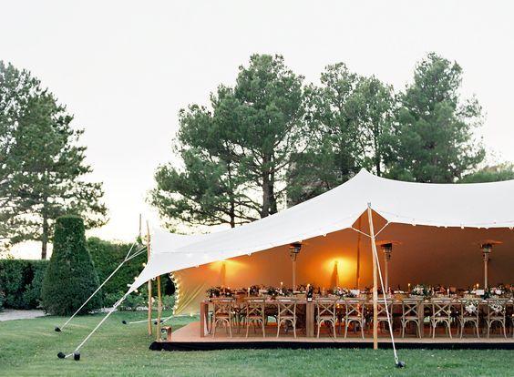 Location de tente nomade mariage.