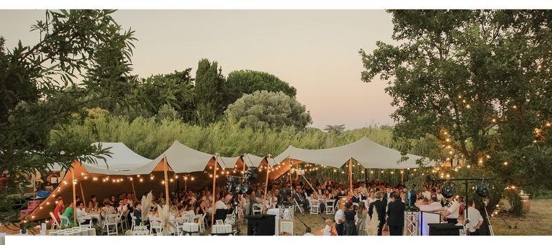 Location de Tente Nomade Aix En Provence