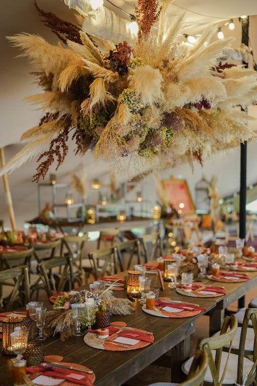 Location décoration champêtre pour votre mariage