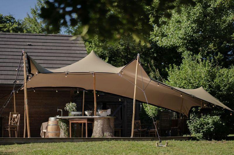 Grande tente nomade