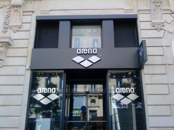 Enseignes magasins de sport à Lyon