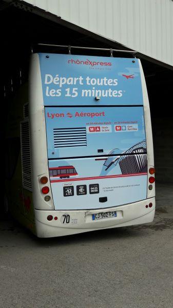 Covering véhicules à Lyon