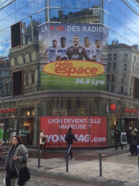 Impression grand format à Lyon