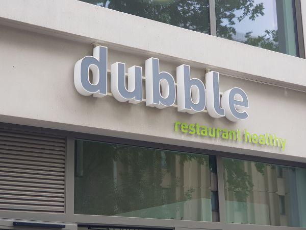 Enseigne lumineuse pour un restaurant Lyon la Part Dieu
