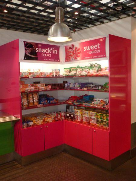 Covering de meuble pour magasins à Lyon