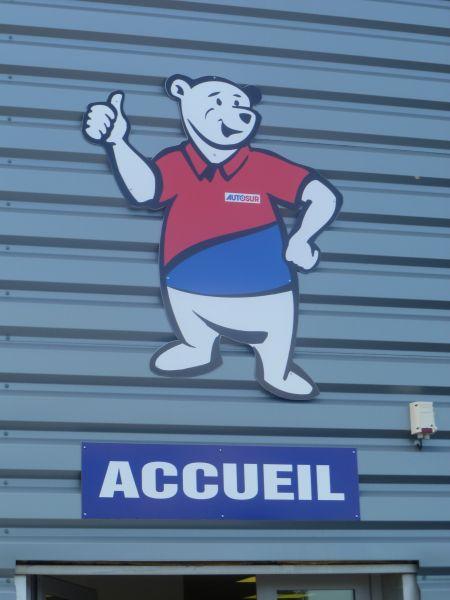 Panneau pour garages à Lyon