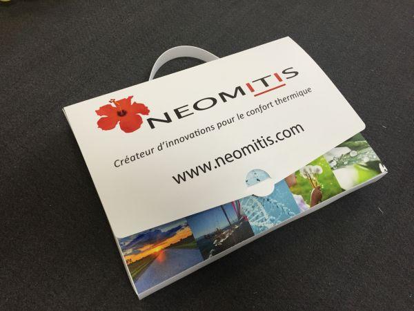 Pochette documents Neomitis