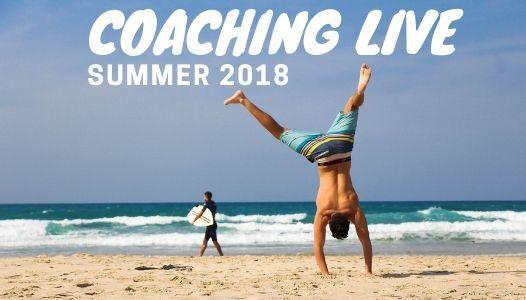 Une séance de sport pour cet été
