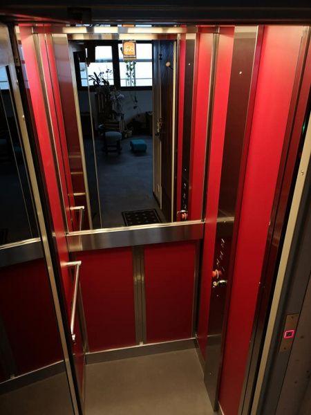 Ascenseur maison 2 niveaux | EVA ASCENSEUR