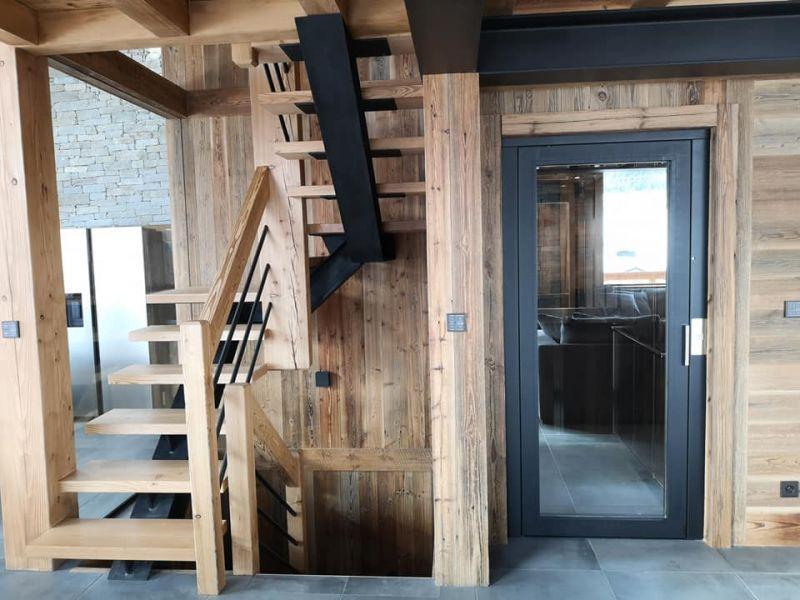 Ascenseur maison 3 niveaux aux 2 Alpes (38)  | EVA ASCENSEUR