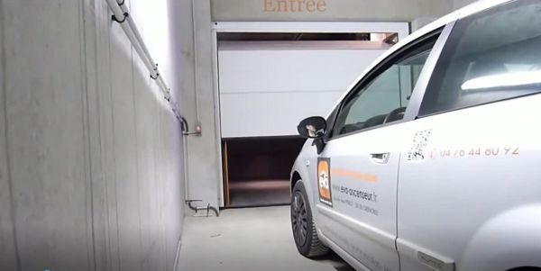 Monte-voitures | EVA ASCENSEUR