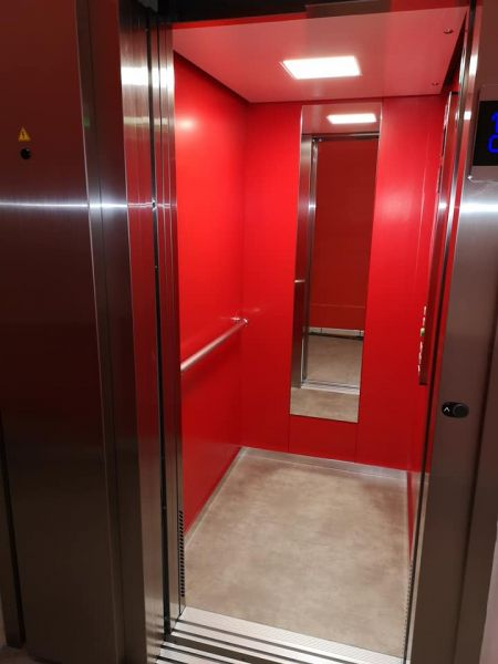 Ascenseur maison 3 niveaux | EVA ASCENSEUR