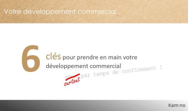 Atelier Développement Commercial