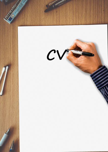 Besoin d'aide pour votre CV et votre lettre de motivation ?