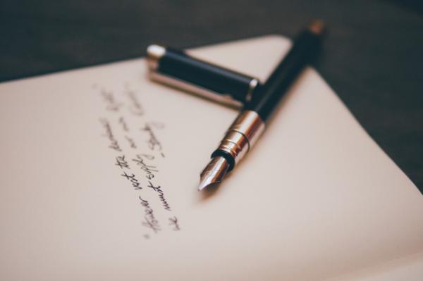 La rédaction d'une lettre de motivation