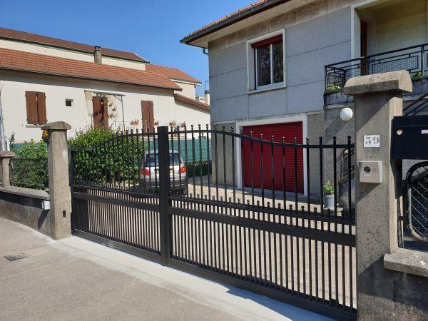 Rénovation Portail et Porte de garage