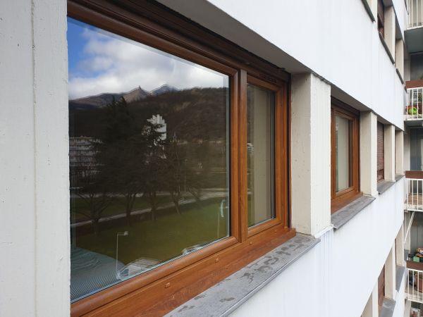 Rénovation des fenêtres en Profilé PVC KOMMERLING