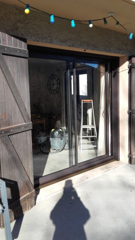 Rénovation Fenêtres en Aluminium
