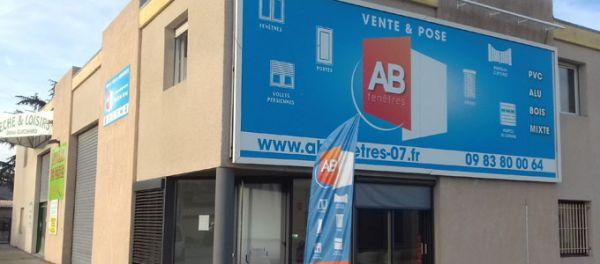 Fenêtres, Portes, Volets : notre boutique à Saint Péray