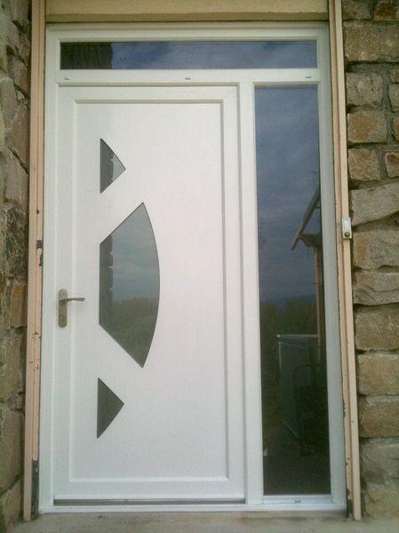 Installation de différents types de portes