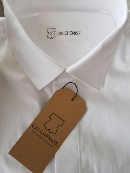 Un caleçon + une chemise = un calchemise !