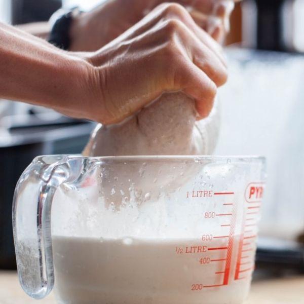 Pourquoi avons-nous créé 5 savons au lait d'Amande ?