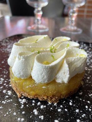 Cheese Cake à l'Ananas