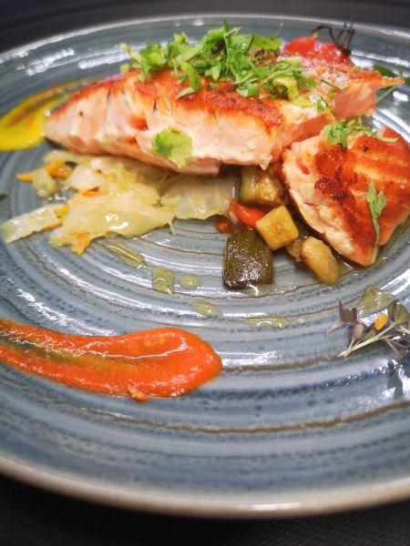 Le Pavé de Saumon cuisson basse température
