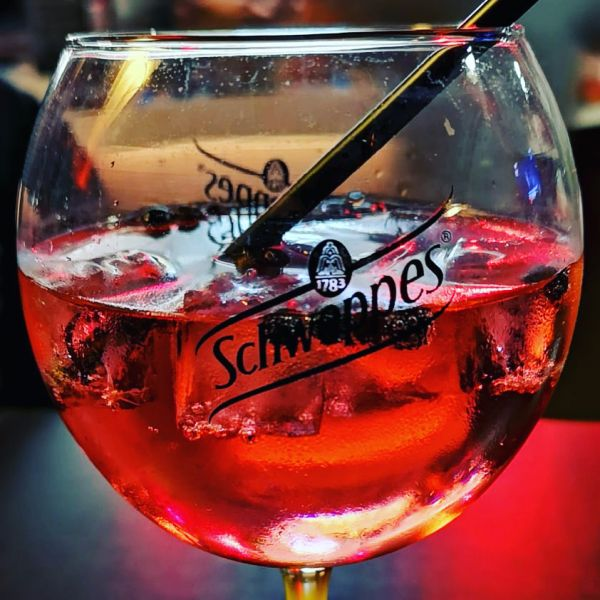 Le Gin Hibiscus