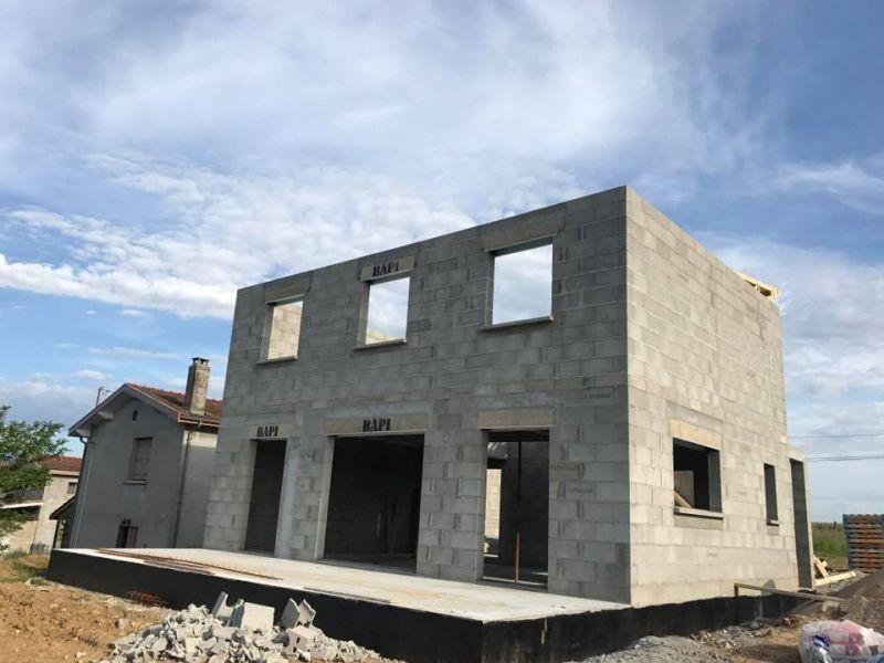 Réalisation de maison à Aubérives-Sur-Varèze par IK SARL