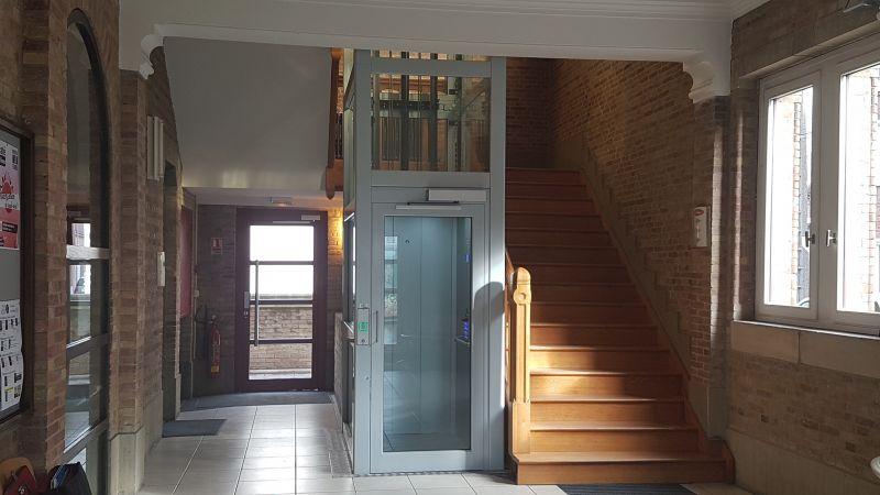 Ascenseur privatif hydraulique - Easy Mve