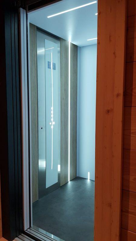 Ascenseur privatif de luxe E20 Vimec