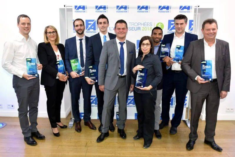 Vimec France Accessibilité gagne le Trophée de l'Ascenseur