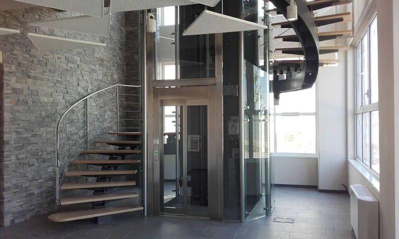 ECOVimec: l'ascenseur pour la maison électrique et au design moderne